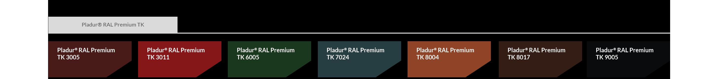 Pladur RAL Premium TK