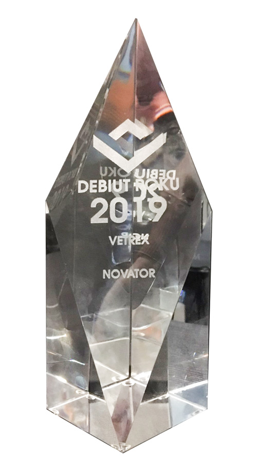 Vetrex Debiut Roku 2019